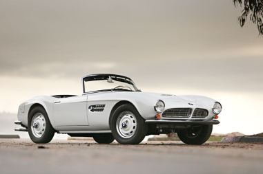 1959 BMW 507 (photo: Mathieu Heurtault)