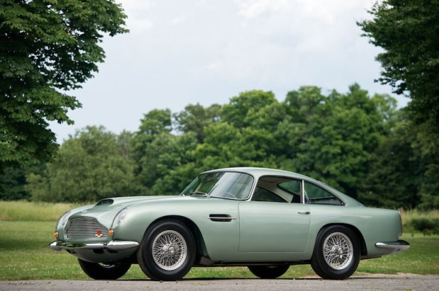 1960 Aston Martin DB4GT for sale