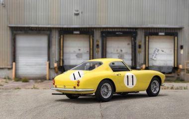 1960 Ferrari 250 GT SWB Berlinetta Competizione Rear (photo: Patrick Ernzen)