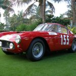 Pebble Beach Concours 2010 – Ferrari 250 GT SWB Honored