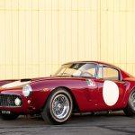 Gooding Pebble Beach Auction 2010 Features SEFAC Ferrari