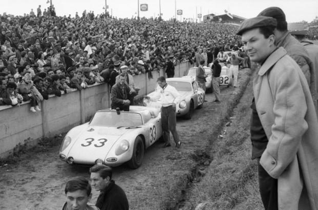 1961 Porsche Le Mans Team