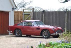 1962 Aston Martin DB4 Vantage