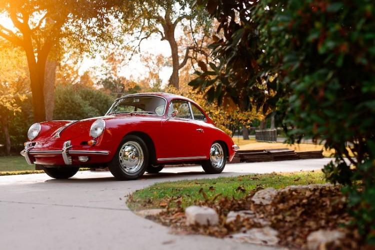 1962 Porsche 356 Carrera 2 GS Coupe