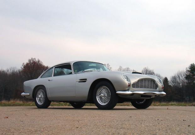 1963 Aston Martin DB4 Series IV Vantage