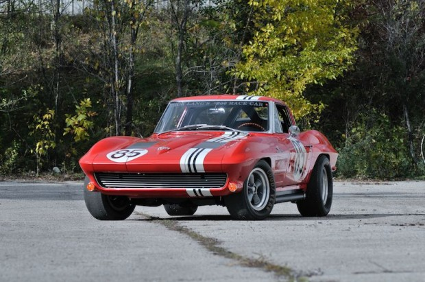 1963 Chevrolet Corvette Z06 Dick Lang Race Car