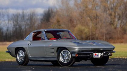 1963 Chevrolet Corvette Z06 Tanker (Lot S160)