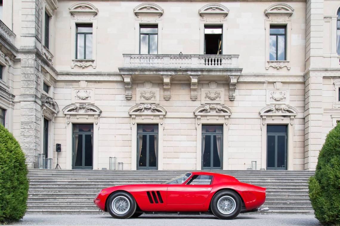 1963 Ferrari 250 GTO Berlinetta Scaglietti