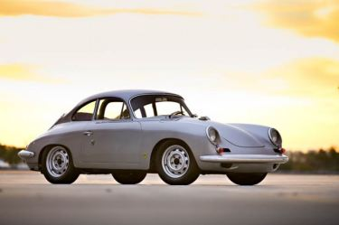 1963 Porsche 356 B 2000 GS Carrera 2 Coupe