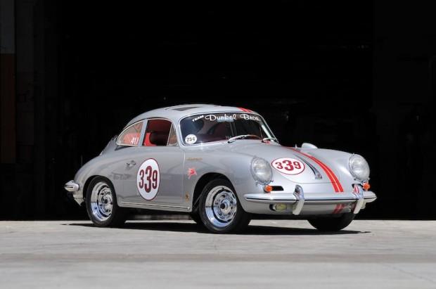 1963 Porsche 356B Carrera 2 Coupe