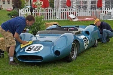 1963 Shelby King Cobra