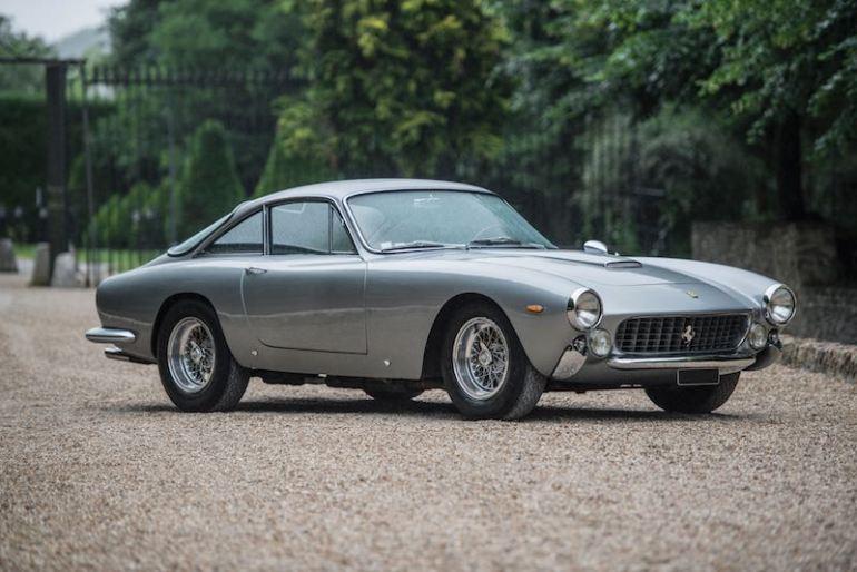 1964 Ferrari 250 GT/L Berlinetta Lusso (photo: Remi Dargegen)