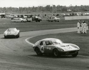 1964 Shelby Cobra Daytona Coupe CSX2287