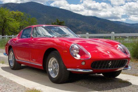 1965 Ferrari 275 GTB Competitizione Clienti