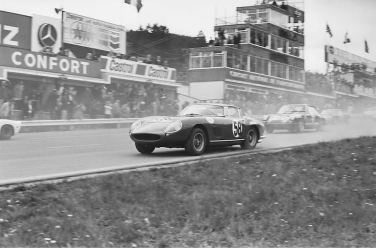 1965 Ferrari 275 GTB Comp at Spa-Francorchamps