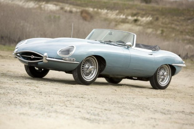 1965 Jaguar XKE Series 1 4.2 Liter Roadster