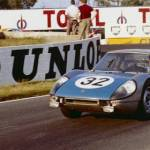 Porsche at Le Mans in the 1960s