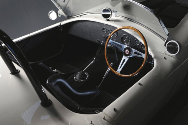 1965 Shelby 427 Cobra Interior Picture