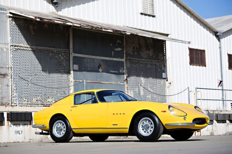 1965 Ferrari 275GTB Long Nose Alloy