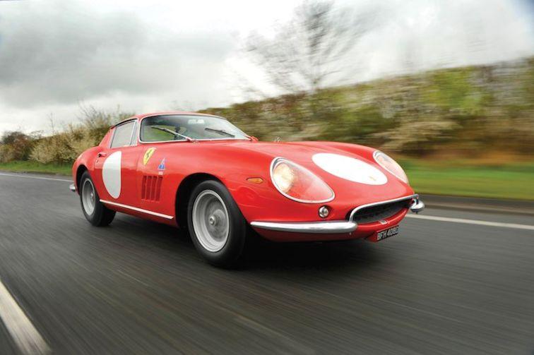 1966 Ferrari 275 GTB-C Road