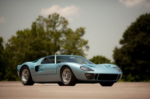 1966 Ford GT40 Mk I - S/N GT40P/1065