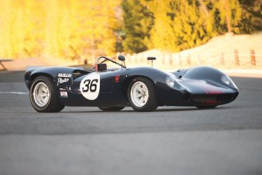 1966 Lola T70 Mk II Can-Am Spyder