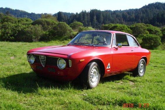 Alfa Romeo Gtv Coupe on 1960 Alfa Romeo Spider