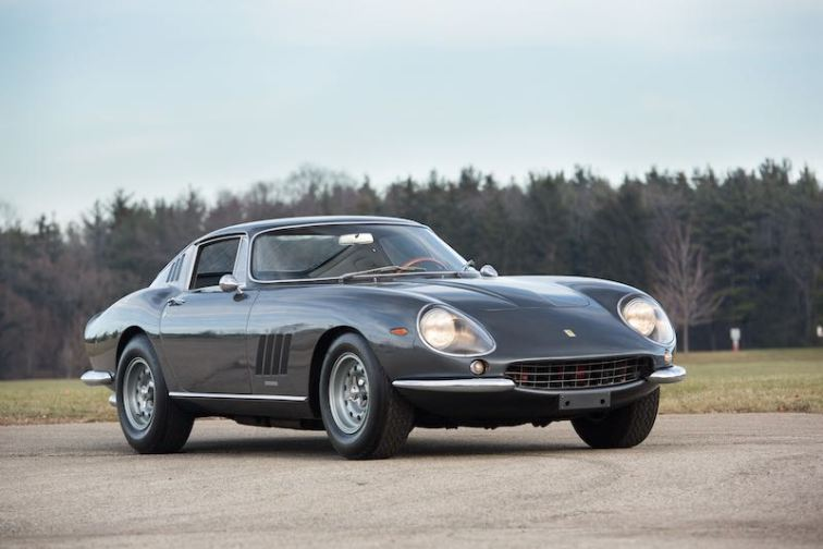 1967 Ferrari 275 GTB/4 Berlinetta (Lot S119)