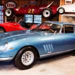 Ferraris at Gooding and Company Amelia Island 2015