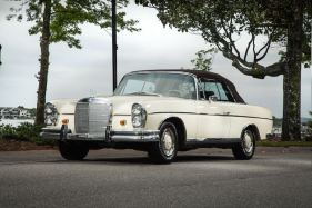 1967 Mercedes-Benz 300 SE Convertible
