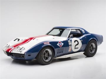 1968 Chevrolet Corvette Convertible L88 Race Car
