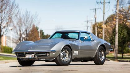 1968 Chevrolet Corvette L88 Coupe (Lot S140)