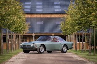 1968 Maserati Mexico 4.7-Litre Frua Coupe