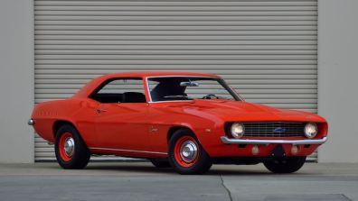 1969 Chevrolet Camaro ZL1 (Lot S90.1)
