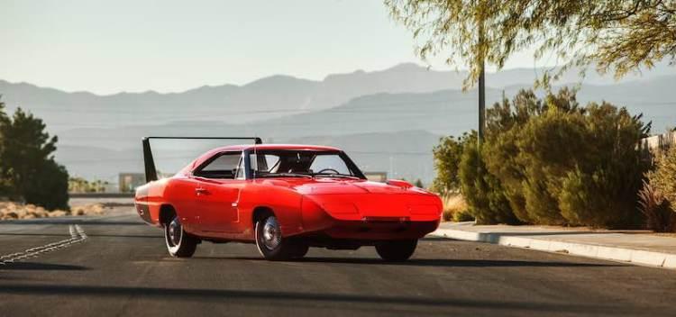1969 Dodge Hemi Daytona (photo: Jeremy Cliff)