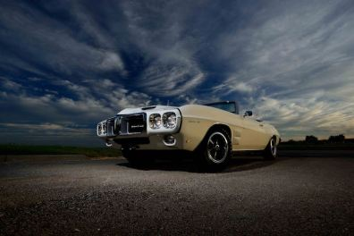 1969 Pontiac Trans Am Convertible (Lot F115)