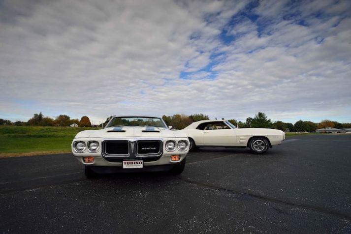 1969 Pontiac Trans Am Convertible