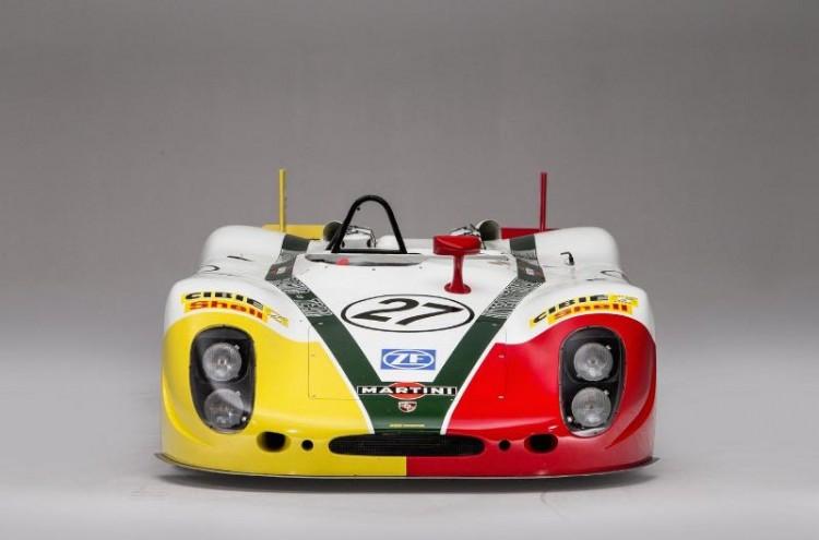 1969 Porsche 908-02 Front