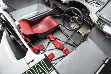 1969 Porsche 908-02 Interior