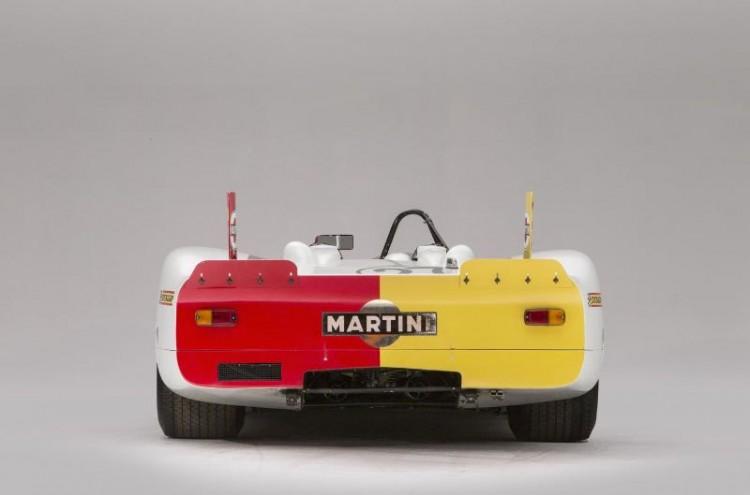1969 Porsche 908-02 Rear