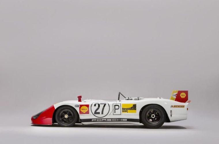 1969 Porsche 908-02 Side