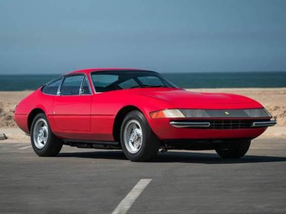 1970 Ferrari 365 GTB/4 Daytona Euro