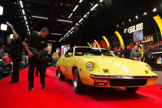 1970 Ford Torino King Cobra (Lot F104) sold for $525,000