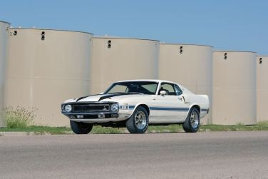 1970 Shelby GT500 Fastback