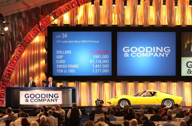 Gooding And Company Amelia Island Auction 2011 Results