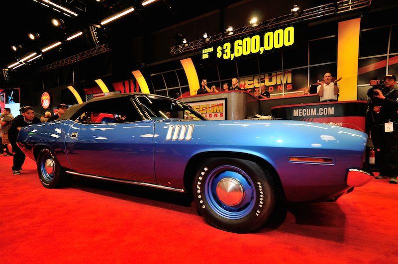 Seattle Car Auction >> Mecum Seattle 2014 Auction Results
