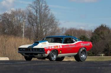 1971 Plymouth Hemi Cuda Pro Stock
