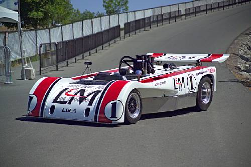 <strong>1971 Lola T260 Can-Am – Estimate $300,000 - $355,000. </strong>Chassis T260-HU02 was back-up car for Carl Haas/L&M and Jackie Stewart 1972 Can-Am racing program; competed in 1972 Can-Am by Tom Heyser and Reine Wisell and 1974 season by John Gunn; ex-Rosso Bianco Collection.