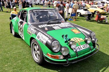 1971 Porsche 911 STR