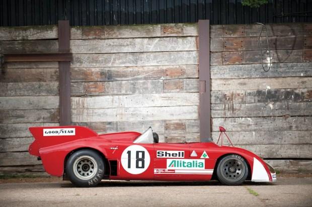 Alfa-Romeo T-33/TT/3 Tipo 33/3